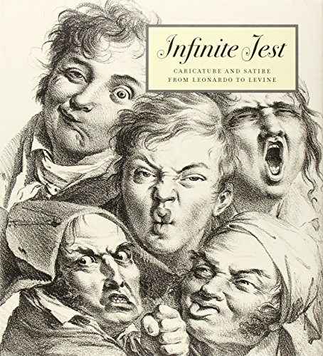 9780300175813: Infinite Jest: Caricature and Satire from Leonardo to Levine