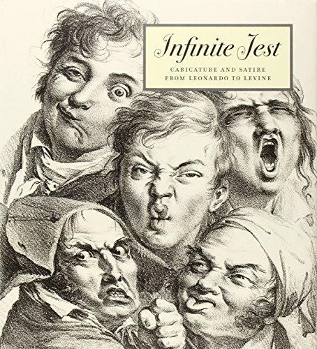 Infinite Jest Caricature and Satire from Leonardo: McPhee, Constance C.