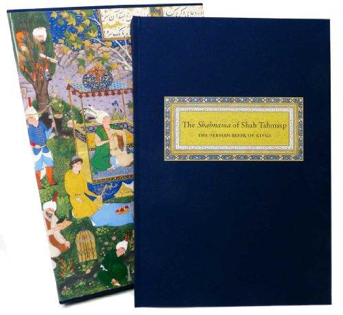 9780300175868: The Shahnama of Shah Tahmasp: The Persian Book of Kings