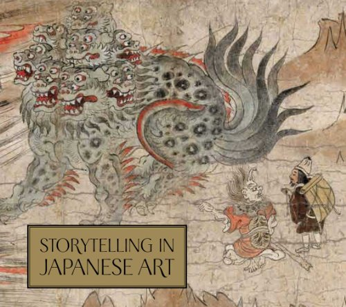 9780300175905: Storytelling in Japanese Art