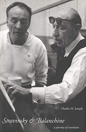 9780300176971: Stravinsky and Balanchine
