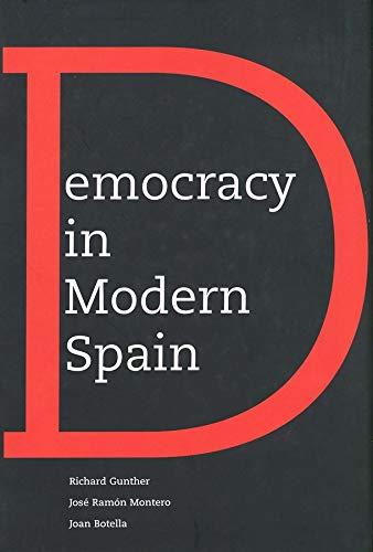 9780300177008: Democracy in Modern Spain