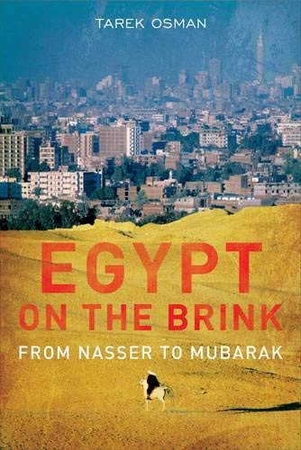 9780300177268: Egypt on the Brink: From the Rise of Nasser to the Fall of Mubarak