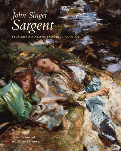 9780300177350: John Singer Sargent: Figures and Landscapes, 1900-1907: The Complete Paintings, Volume VII (The Paul Mellon Centre for Studies in British Art)