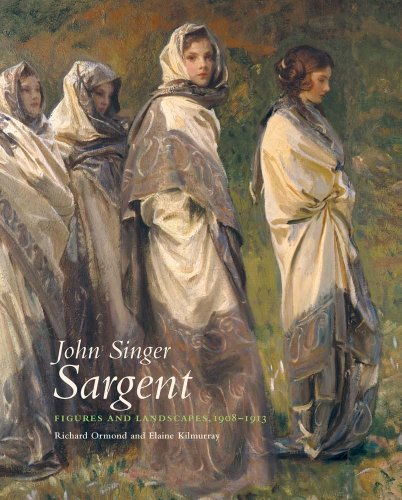 9780300177367: John Singer Sargent: Figures and Landscapes 1908-1913: The Complete Paintings, Volume VIII (The Paul Mellon Centre for Studies in British Art)