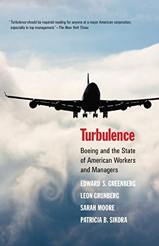 9780300177565: Turbulence: Boeing and the State of American Workers and Managers