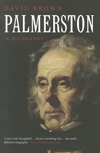 9780300177961: Palmerston: A Biography