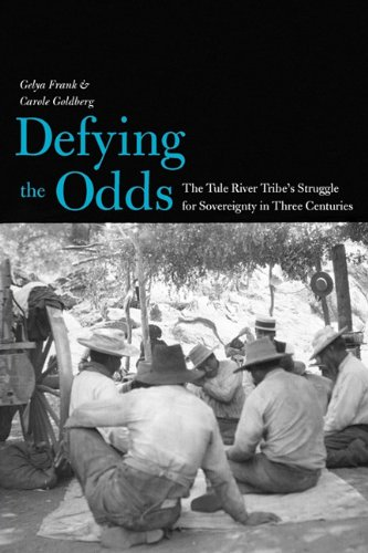 9780300178890: Defying the Odds: The Tule River Tribe's Struggle for Sovereignty in Three Centuries (The Lamar Series in Western History)