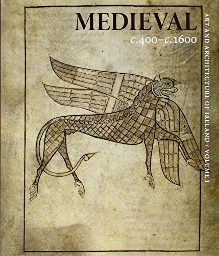 9780300179194: Medieval c. 400–c. 1600: Art and Architecture of Ireland
