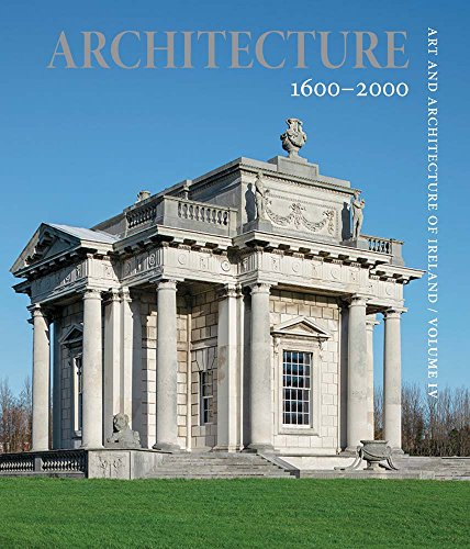 9780300179224: Architecture 1600-2000: Art and Architecture of Ireland