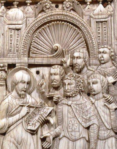 Byzantium and Islam: Evans; Ratliff
