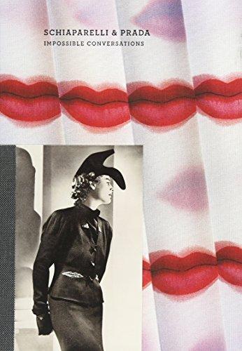 9780300179552: Schiaparelli & Prada: Impossible Conversations