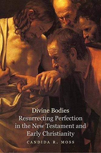 9780300179767: Divine Bodies: Resurrecting Perfection in the New Testament and Early Christianity