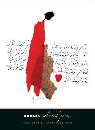 9780300181258: Adonis: Selected Poems (The Margellos World Republic of Letters)