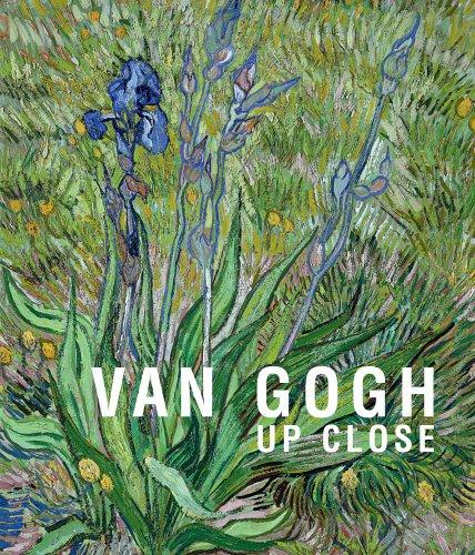 Van Gogh : Up Close: Homburg, Cornelia, Editor