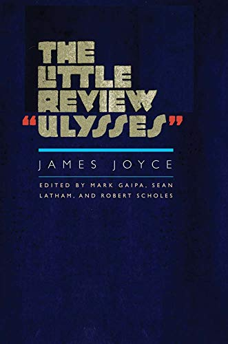 """9780300181777: The Little Review """"Ulysses"""""""