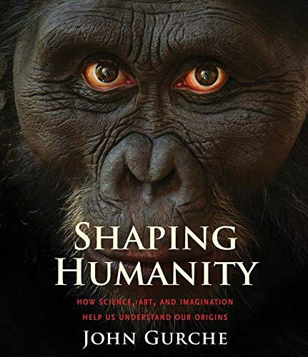 9780300182026: Shaping Humanity - How Science, Art, and Imagination Help us Understand Our Origins