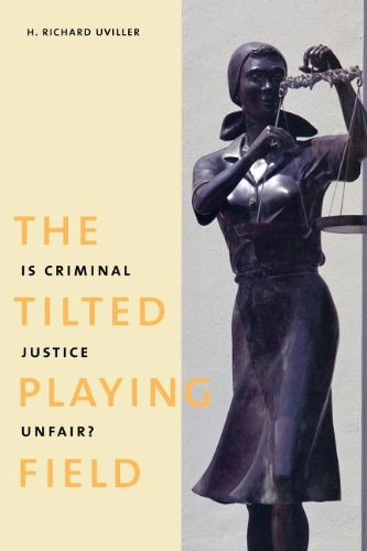 9780300183023: The Tilted Playing Field: Is Criminal Justice Unfair?