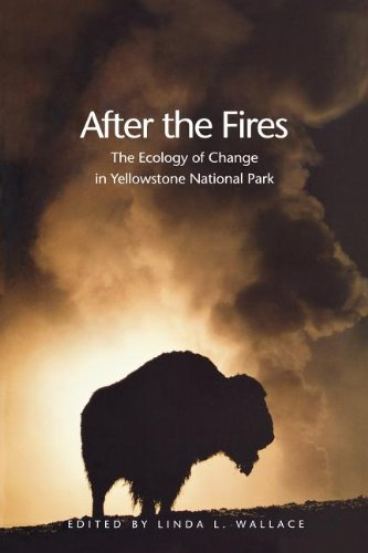 9780300184181: After the Fires: The Ecology of Change in Yellowstone National Park