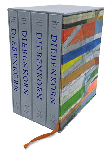 Richard Diebenkorn: The Catalogue Raisonne (Hardcover): Jane Livingston