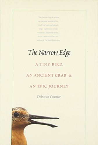 9780300185195: The Narrow Edge: A Tiny Bird, an Ancient Crab, and an Epic Journey