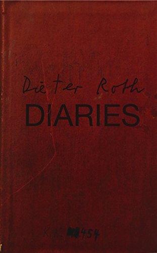 9780300185492: Dieter Roth: Diaries