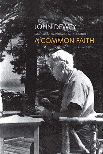 9780300186116: A Common Faith (Terry Lectures)