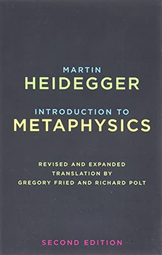 9780300186123: Introduction to Metaphysics, 2nd Edition