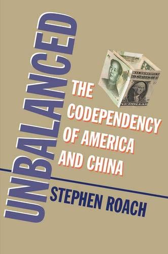 9780300187175: Unbalanced: The Codependency of America and China