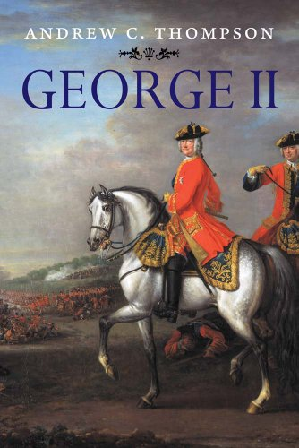 9780300187779: George II: King and Elector (The English Monarchs Series)