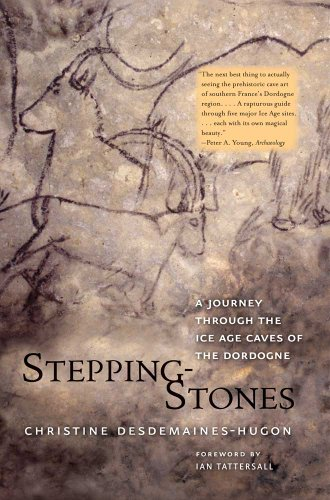 9780300188028: Stepping-Stones: A Journey through the Ice Age Caves of the Dordogne