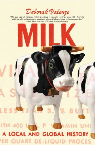 9780300188127: Milk: A Local and Global History