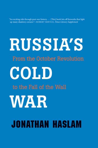 9780300188196: Russia's Cold War: From the October Revolution to the Fall of the Wall