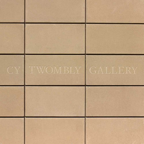 9780300188585: The Cy Twombly Gallery: The Menil Collection, Houston