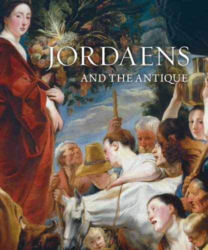 Jordaens and the Antique (Hardback)