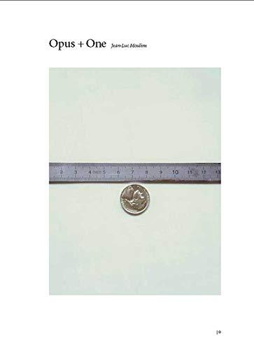 9780300188820: Jean-Luc Moulene: Opus + One (Dia Foundation)
