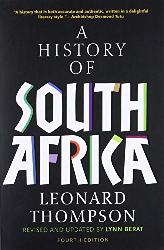 9780300189353: A History of South Africa, Fourth Edition