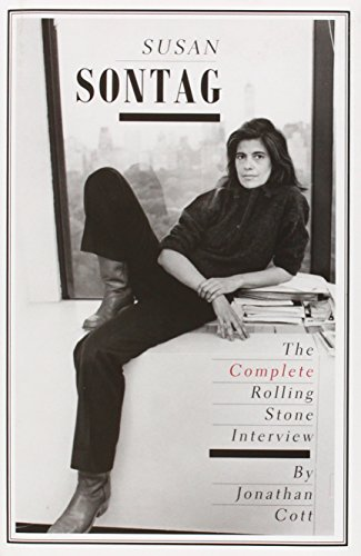 9780300189797: Susan Sontag: The Complete Rolling Stone Interview
