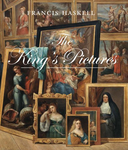 9780300190120: The King's Pictures: The Formation and Dispersal of the Collections of Charles I and His Courtiers