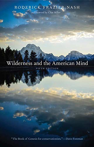 9780300190380: Wilderness and the American Mind: Fifth Edition
