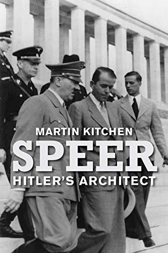 9780300190441: Speer: Hitler's Architect