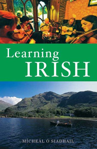 9780300191066: Learning Irish: Text with DVD
