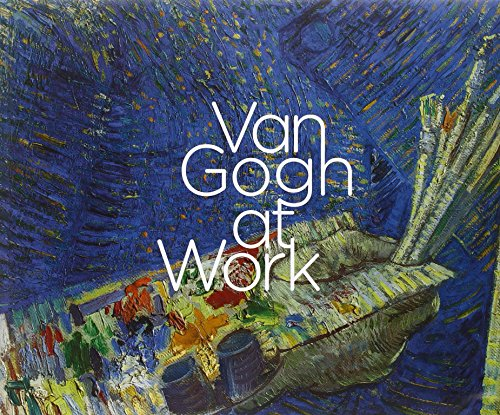 Van Gogh at Work (Mercatorfonds): Vellekoop, Marije