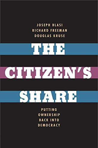 9780300192254: The Citizen's Share: Putting Ownership Back into Democracy