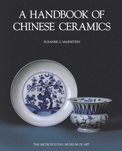 9780300192636: A Handbook of Chinese Ceramics