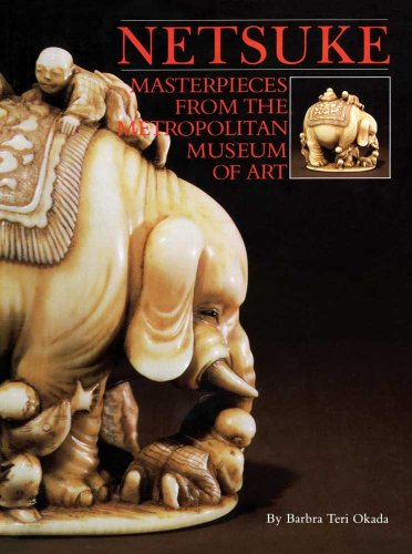 9780300192773: Netsuke: Masterpieces from the Metropolitan Museum of Art