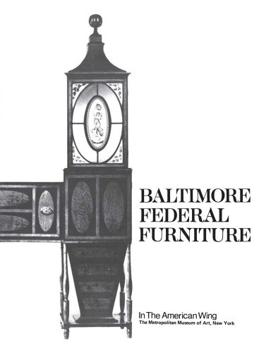 9780300193084: Baltimore Federal Furniture in the American Wing