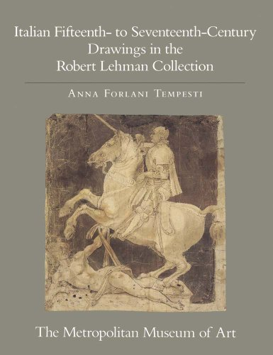 9780300193749: The Robert Lehman Collection: Volume 5, Italian Fifteenth- to Seventeenth-Century Drawings