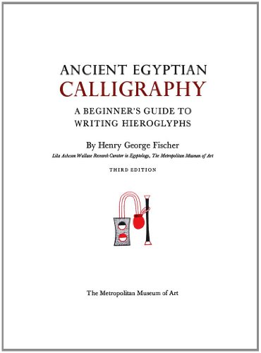 9780300193916: Ancient Egyptian Calligraphy