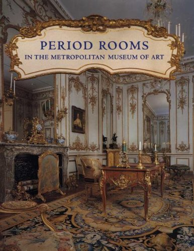9780300194012: Period Rooms in the Metropolitan Museum of Art